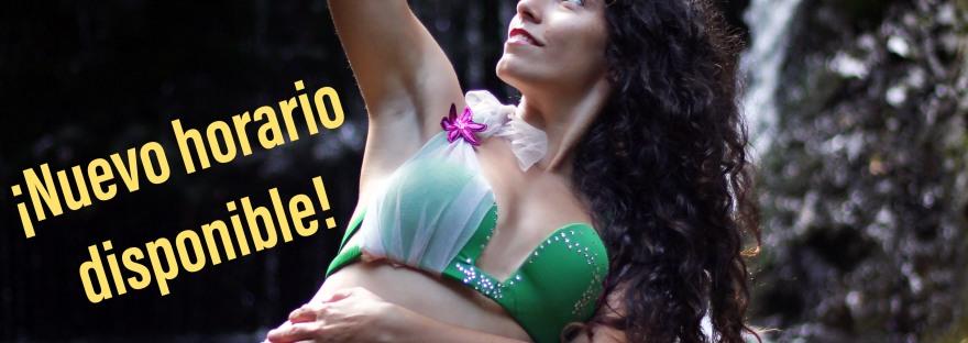 Clases de danza del vientre en Irún con Kathsere