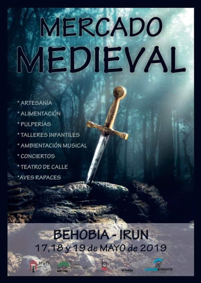 Mercado Medieval de Behobia 2019