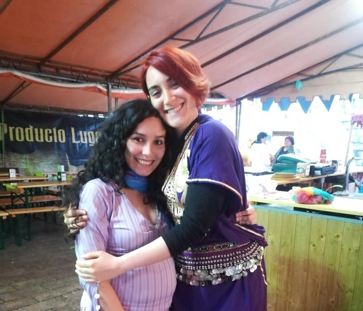 Kathsere y Naia