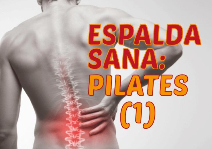 Espalda sana: pilates