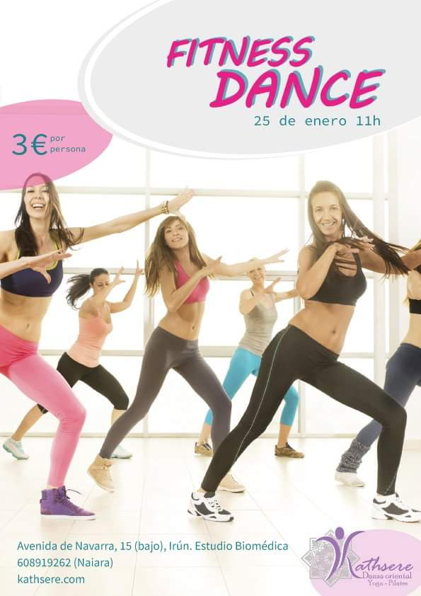 Fitness Dance en Irún