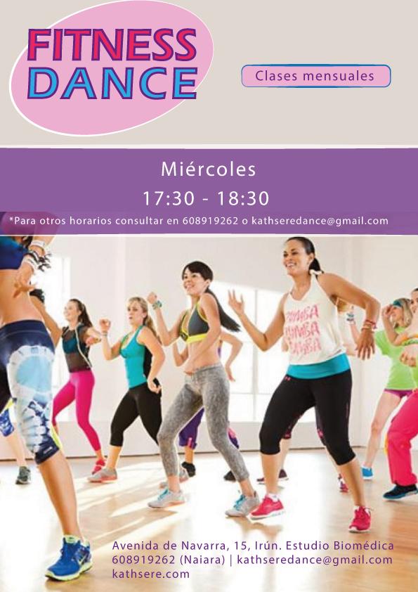Clases de Fitness Dance en Irún