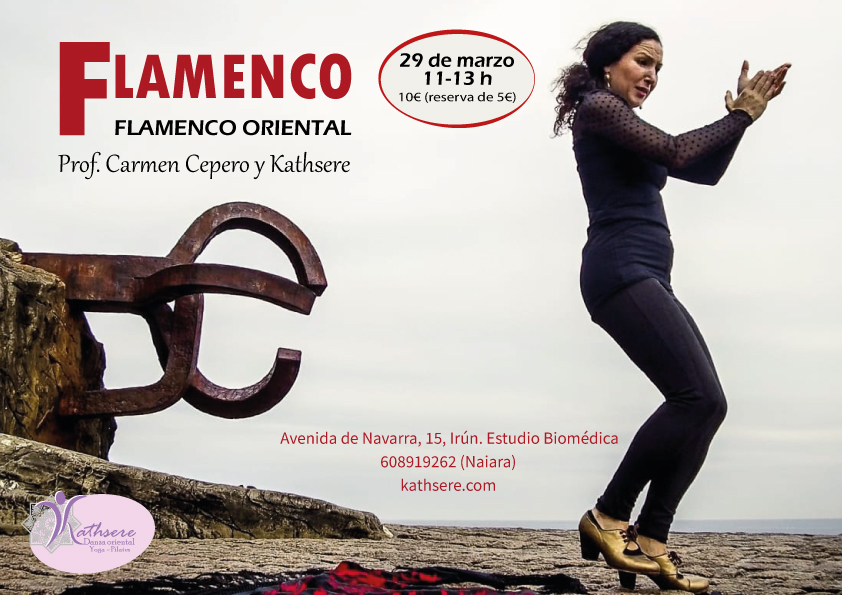 flamenco y flamenco oriental en Irún
