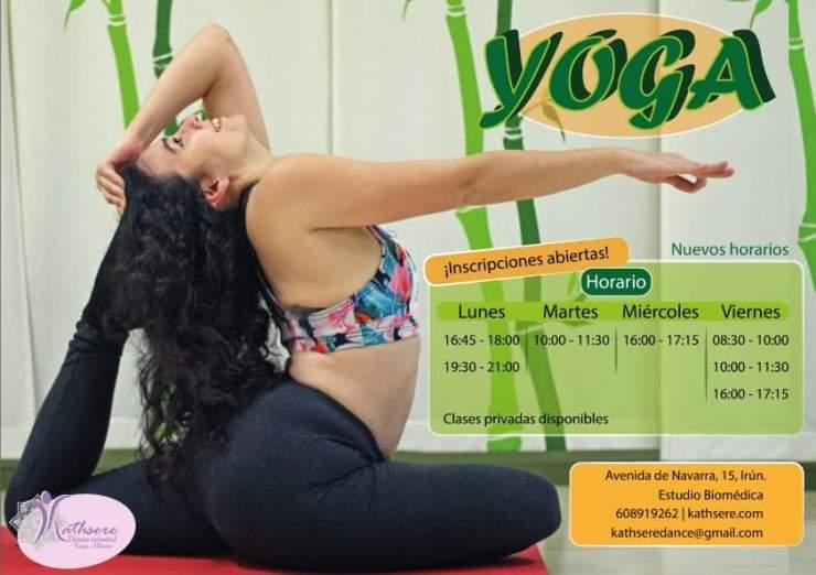 Clases de yoga en irun