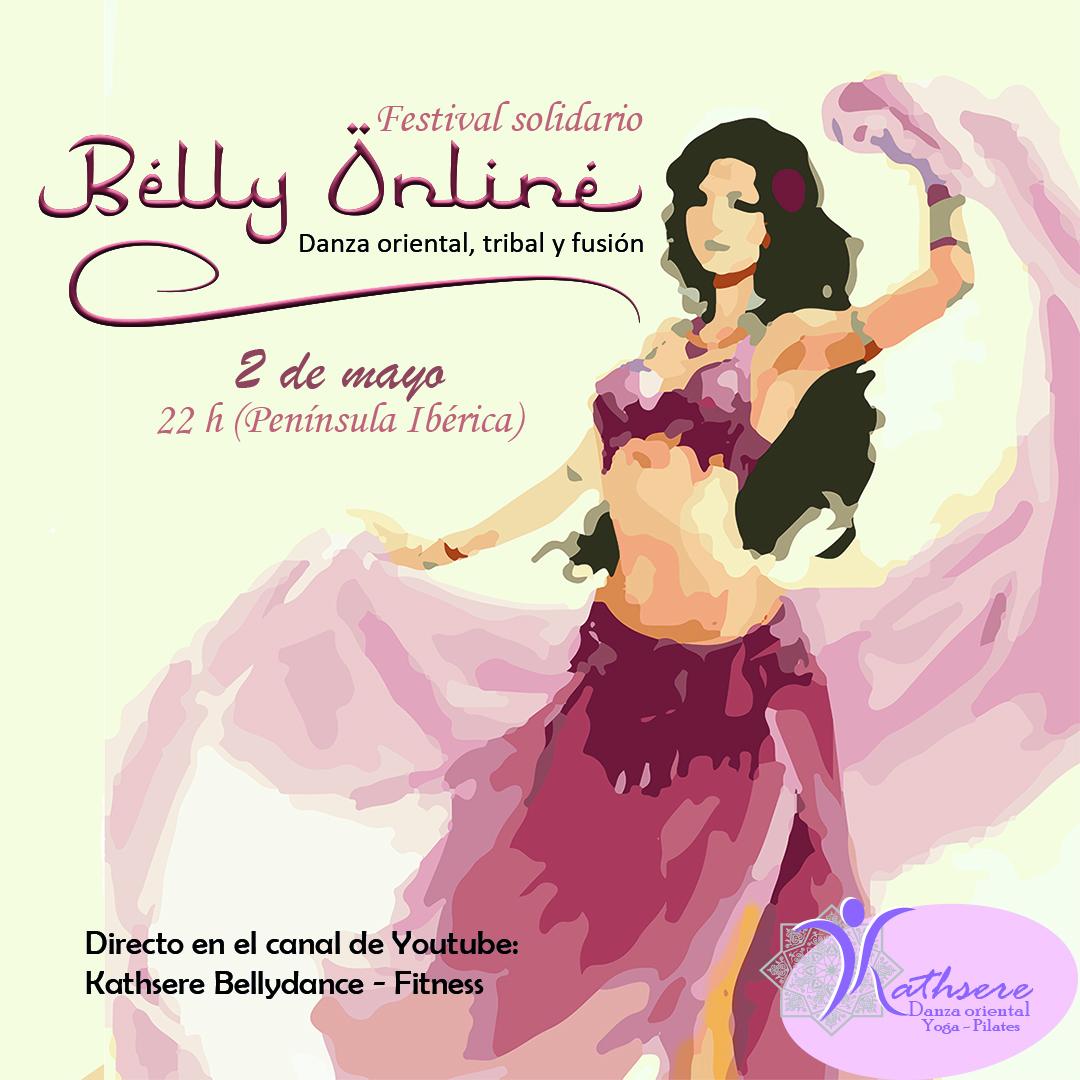Belly Online: Festival solidario